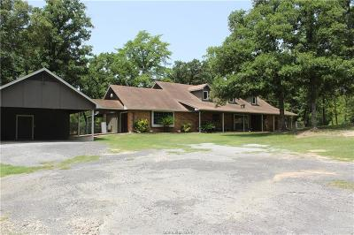 Leon County Single Family Home For Sale: 8071 County Road 329 County Road
