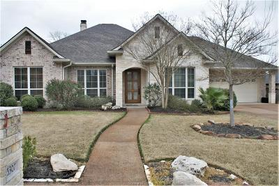 Single Family Home For Sale: 5307 Riviera Court
