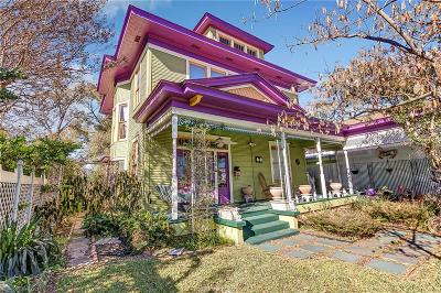 Hearne Single Family Home For Sale: 106 West 1st Street