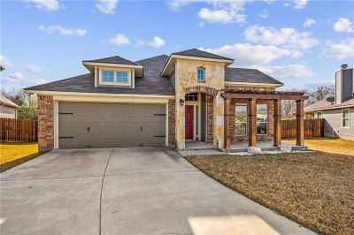 Bryan , College Station  Single Family Home For Sale: 2025 Jester Trail