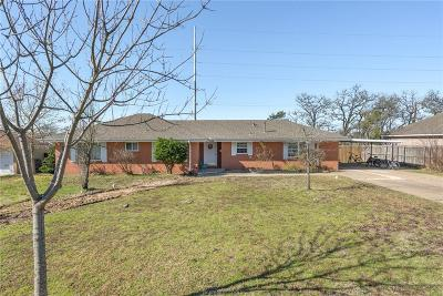 Bryan Single Family Home For Sale: 308 Fairway Drive