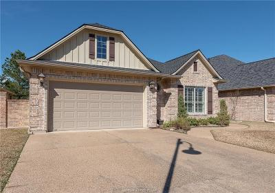 Bryan Single Family Home For Sale: 3925 Park Meadow Lane