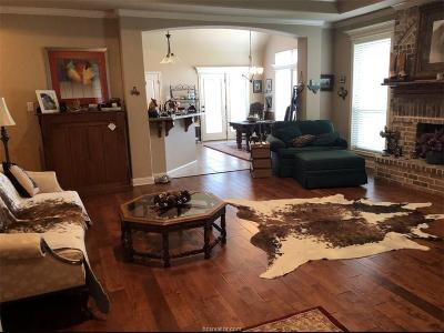 College Station Single Family Home For Sale: 2121 Blackjack Drive