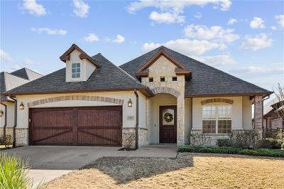 Bryan Single Family Home For Sale: 3109 Diamondleaf Trace