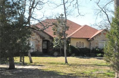 Brazos County Single Family Home For Sale: 11796 Durrand Street