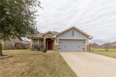 Creek Meadows Single Family Home For Sale: 15504 Baker Meadow