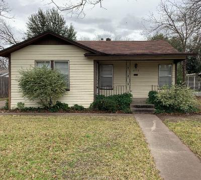 Milam County Single Family Home For Sale: 1503 North Cleveland Avenue