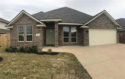 Bryan , College Station Single Family Home For Sale: 905 Dove Chase Lane