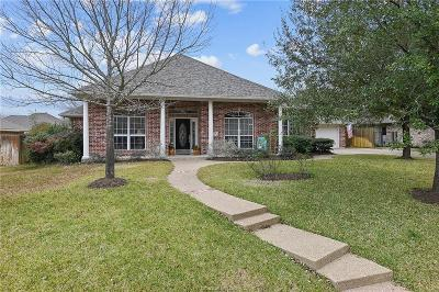 Brazos County Single Family Home For Sale: 5005 Harbour Town Court