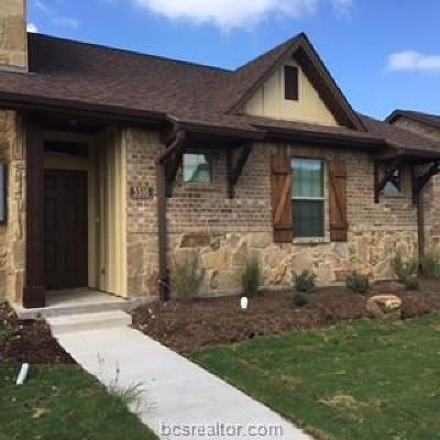 The Barracks Condo/Townhouse For Sale: 3310 Wakewell Court