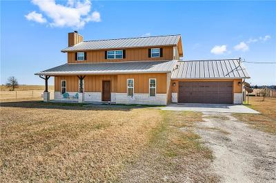 Bryan Single Family Home Contingency Contract: 15598 Macey Road