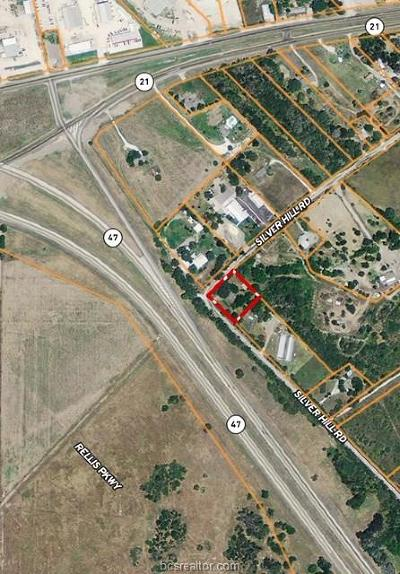 Bryan Commercial For Sale: 1931 Silver Hill Road