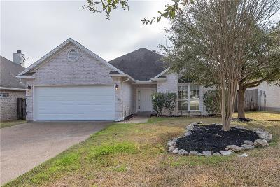 Brazos County Single Family Home For Sale: 2317 Kendal Green