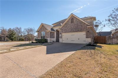Bryan , College Station Single Family Home For Sale: 4280 Rocky Rhodes Drive