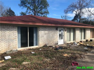 Leon County Single Family Home For Sale: 4 Holly Lane