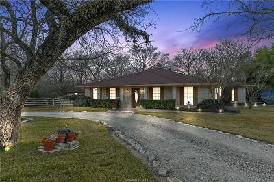 College Station Single Family Home For Sale: 1405 Foxfire Drive