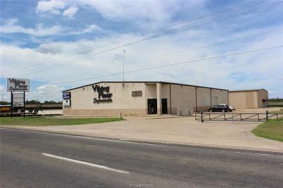 College Station Commercial For Sale: 17801 Sh-6