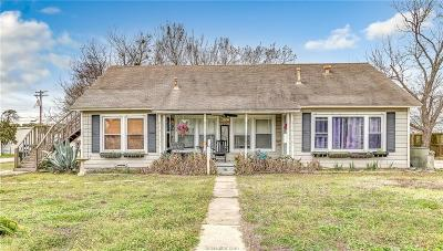 Brazos County Multi Family Home For Sale: 2118 Echols Street