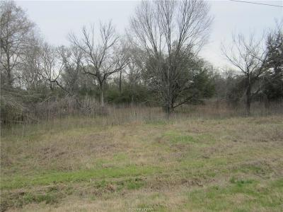 College Station Residential Lots & Land For Sale: 6863 Raymond Stotzer Parkway