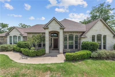 Brazos County Single Family Home Contingency Contract: 11723 Great Oaks Drive