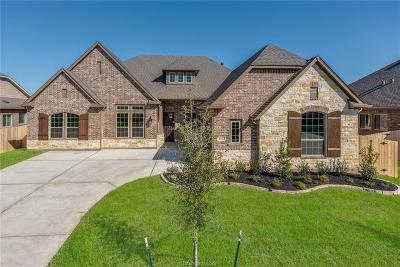 College Station Single Family Home For Sale: 4307 Egremont Place