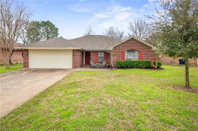 Single Family Home For Sale: 1412 Richland Court