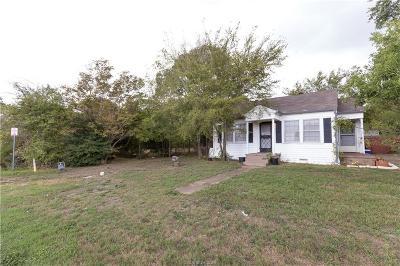 Bryan Residential Lots & Land For Sale: 124 Watson Lane
