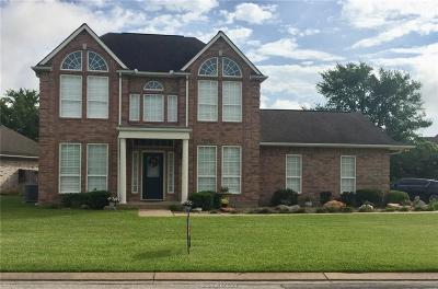 Single Family Home For Sale: 5115 Bellerive Bend Drive