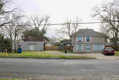 Grimes County Single Family Home For Sale: 309 North Judson Street