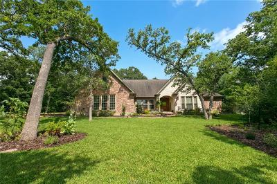 College Station Single Family Home For Sale: 3934 Arboleda Drive