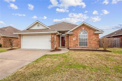 Single Family Home For Sale: 2409 Trace Meadows