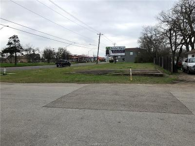 Bryan Residential Lots & Land For Sale: 908 North Texas