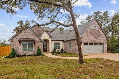 College Station Single Family Home For Sale: 1787 Blanco Bend Drive
