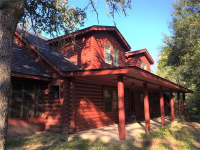 Burleson County Single Family Home For Sale: 4067 County Road 377 (4.292 Acres)