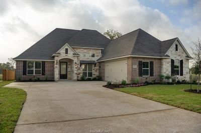 Bryan Single Family Home For Sale: 3260 Rose Hill Lane