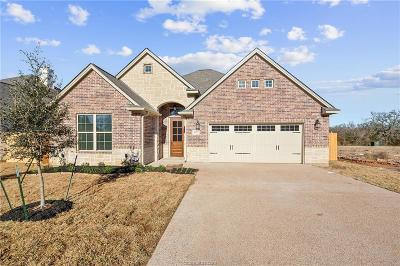 College Station Single Family Home For Sale: 3914 Eskew Drive