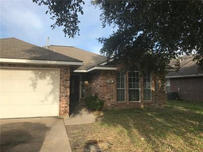 College Station Single Family Home For Sale: 3513 Vienna Drive