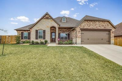 Bryan Single Family Home Contingency Contract: 3301 Stonington Way