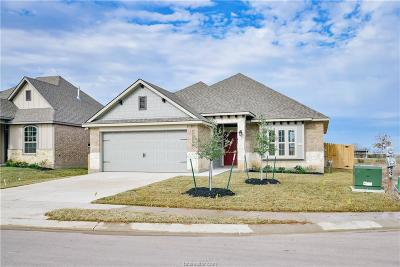College Station TX Single Family Home For Sale: $243,800