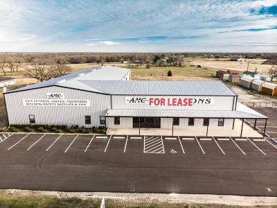 Bryan Commercial For Sale: 9640 East Sh-21
