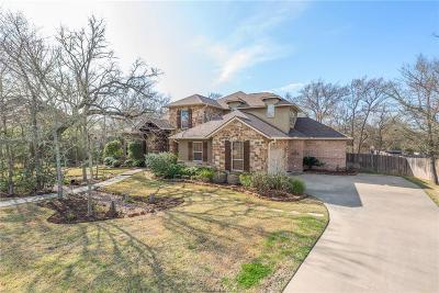 College Station Single Family Home For Sale: 2216 Rockingham