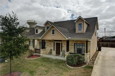 College Station Single Family Home For Sale: 1701, 1702,1703, 1704 Boardwalk Court