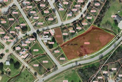 Bryan Residential Lots & Land For Sale: 3.34 Ac East Martin Luther King Jr Street