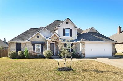 Brazos County Single Family Home For Sale: 3341 Fiddlers Green