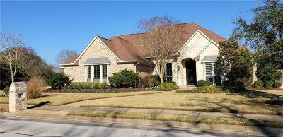 Single Family Home For Sale: 5101 Congressional Drive
