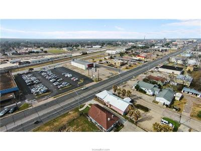 Bryan Residential Lots & Land For Sale: 1009 South Texas Avenue