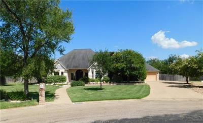 College Station Single Family Home For Sale: 4303 Clipstone Place