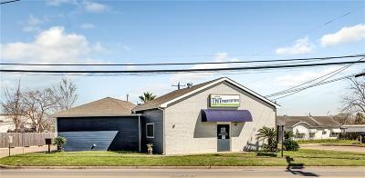 Bryan Commercial For Sale: 1227 South College