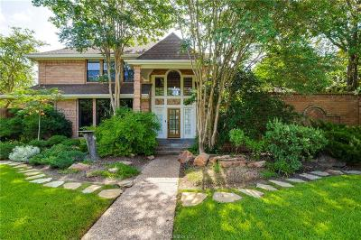 College Station TX Single Family Home For Sale: $529,900
