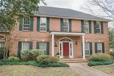 College Station Single Family Home For Sale: 6 Lori Lane
